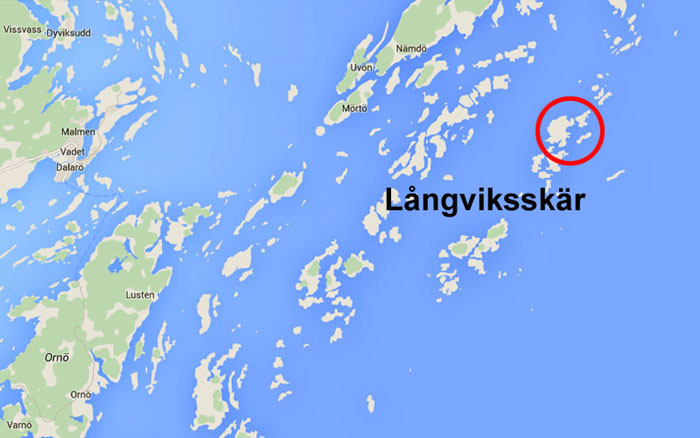 långviksskär karta Bilder på Långviksskär, skärgårdsbilder, Stockholms skärgård  långviksskär karta
